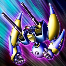 """""""X-Head Cannon""""."""