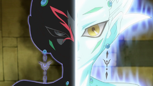 Astral and Number 96 discuss Dueling philosophies.