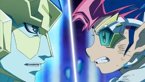 Eliphas duelling Yuma.