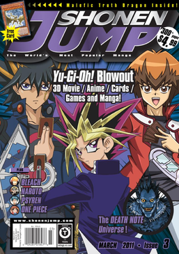Shonen Jump Vol. 9, Issue 3