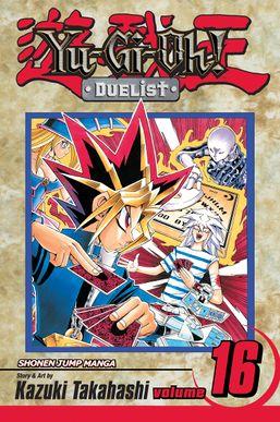 Yu-Gi-Oh! Duelist Volume 16