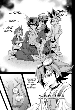 Yu-Gi-Oh! ARC-V - Scale 036