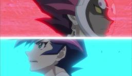 Yusaku senses that Varis is searching for him.