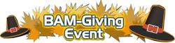 BAM-Giving