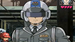 Georg, in Tag Force 4
