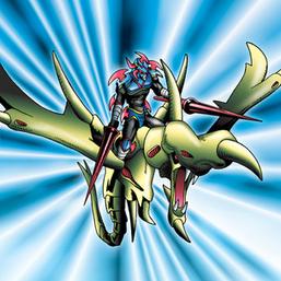 """The original """"Gaia the Dragon Champion"""""""