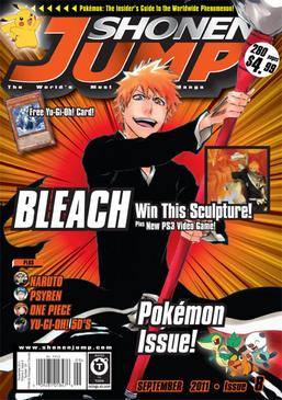 Shonen Jump Vol. 9, Issue 8