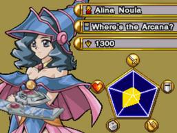 Alina, in Over the Nexus