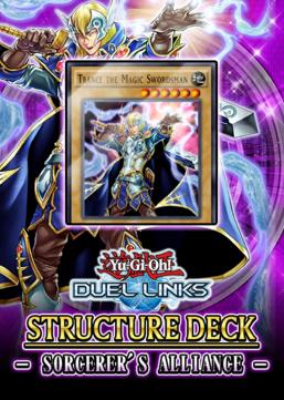 Structure Deck: Sorcerer's Alliance