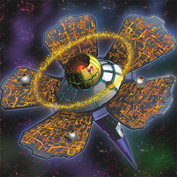 """""""Number 9: Dyson Sphere"""""""