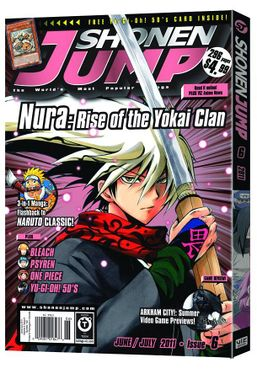 Shonen Jump Vol. 9, Issue 6