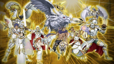"""Lightsworn"" monsters and ""Judgment Dragon"""