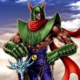 """Warrior of Zera"""