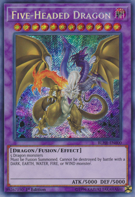 Five-Headed Dragon