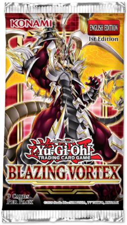 Blazing Vortex
