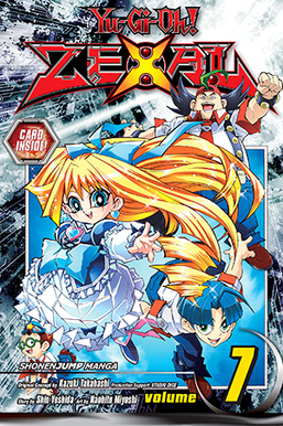 Yu-Gi-Oh! ZEXAL Volume 7