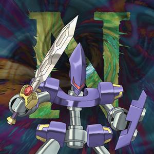 """Magnet Warrior Omega Minus""."