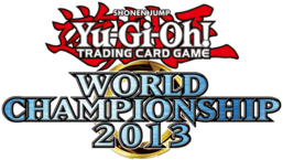 Yu-Gi-Oh! World Championship 2013 prize cards