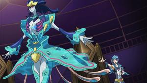 Yu-Gi-Oh! VRAINS - Episode 091