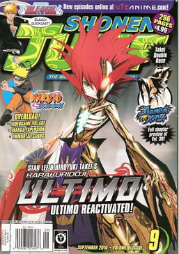 Shonen Jump Vol. 8, Issue 9