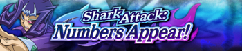 Shark Attack: Numbers Appear!