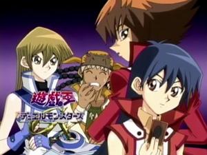 Yu-Gi-Oh! GX - Episode 162