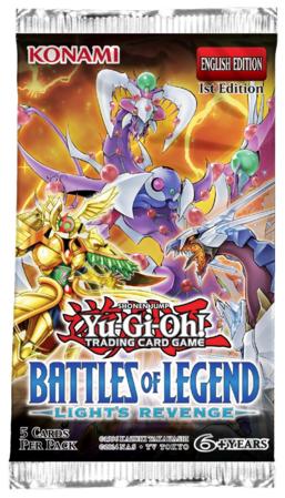 Battles of Legend: Light's Revenge