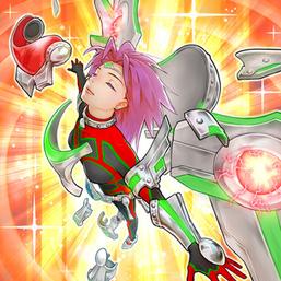 """Metalfoes Silverd"" transforming into ""Metalfoes Mithrilium"" in the artwork of ""Metalfoes Fusion"""