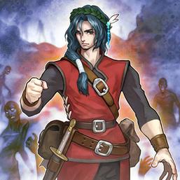 """""""Dante, Traveler of the Burning Abyss"""""""