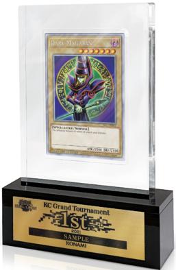 KC Grand Tournament 2021 prize card