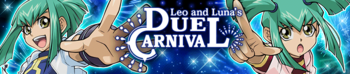 Leo and Luna's Duel Carnival
