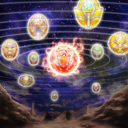 """""""Hieratic Seal of the Heavenly Spheres"""""""