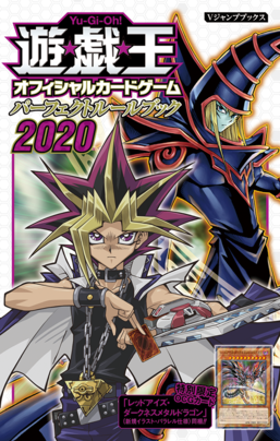 Perfect Rulebook 2020 promotional card