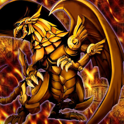 """The Winged Dragon of Ra"""