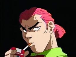 Jiro the Jorogumo