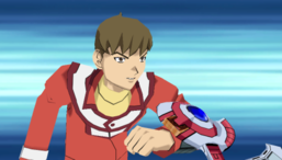 Ivan, in Tag Force 1-3