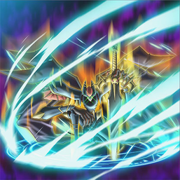 """Dark the Hidden Knight"" in the artwork of ""Revival Knight""."