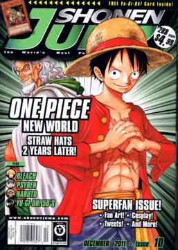 Shonen Jump Vol. 9, Issue 10