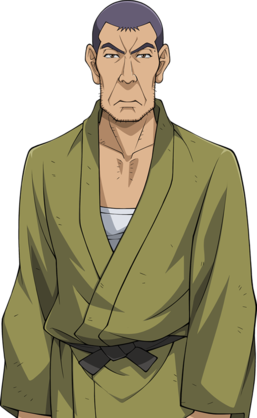 Chojiro Tokumatsu