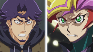 Yu-Gi-Oh! VRAINS - Episode 018
