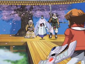 Yu-Gi-Oh! GX - Episode 086