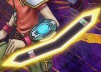 Yuya Sakaki's Synchro Dimension Duel Disk.jpg