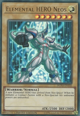 Elemental HERO Neos