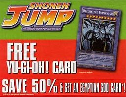 Shonen Jump May 2005 subscription bonus