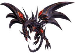 """Red-Eyes Darkness Dragon"""