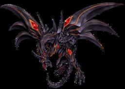 """Red-Eyes Darkness Dragon"""