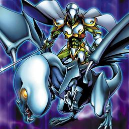 """Paladin of White Dragon"""