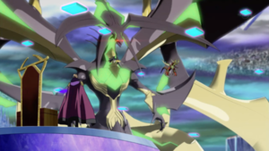 Lancers And Allies' Duel Against Zarc - Yugipedia - Yu-Gi-Oh! Wiki