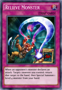 Relieve Monster (Duel Links) - Yugipedia - Yu-Gi-Oh! wiki