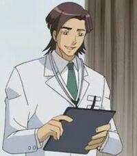 Haluna's doctor